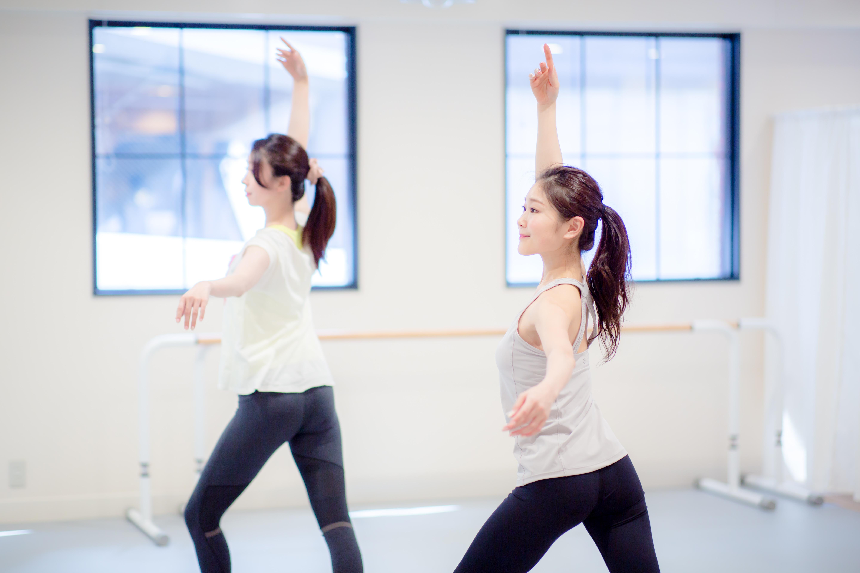 バレエメソッドトレーニングの特徴