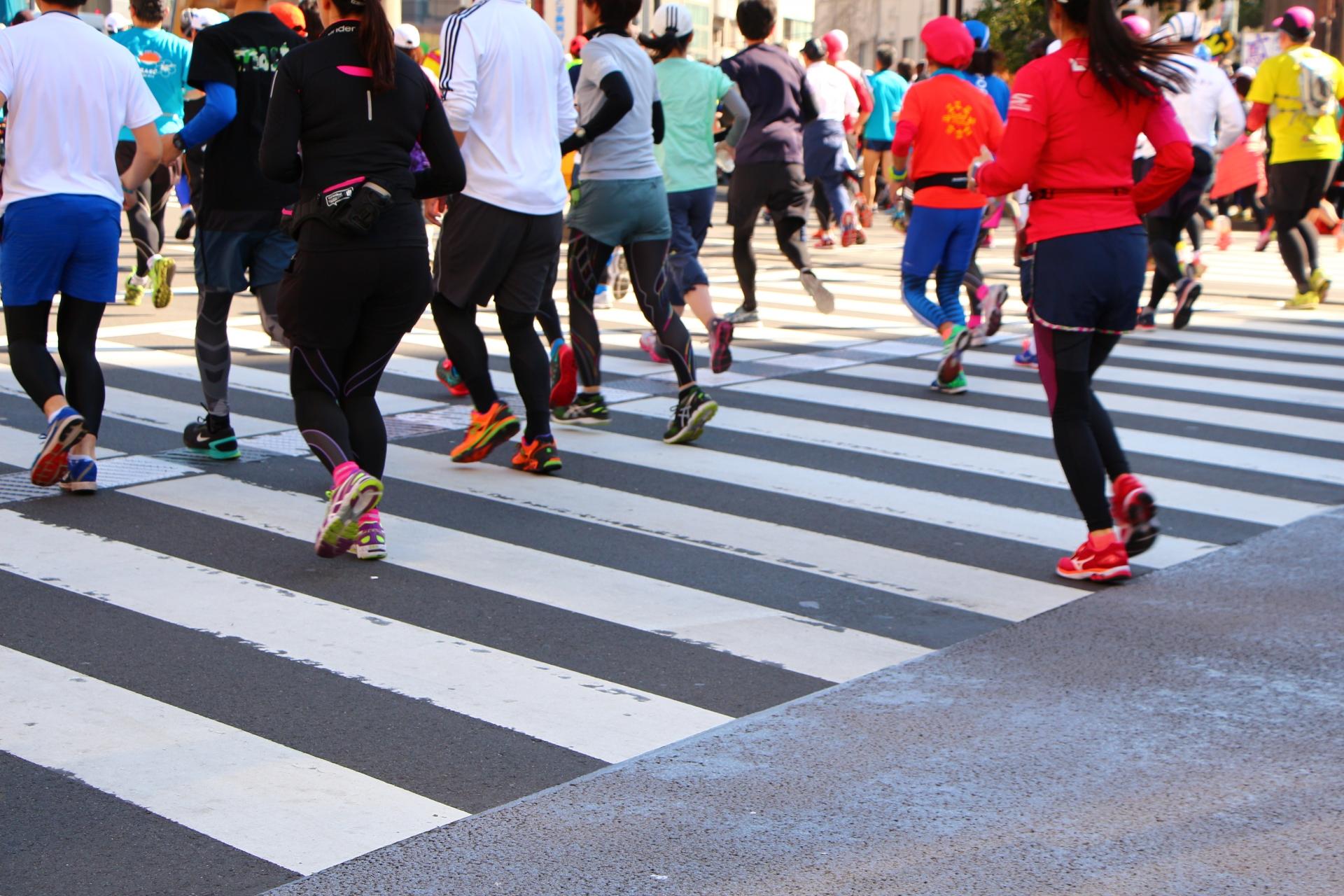 プロマラソン選手も通うパーソナルトレーニング