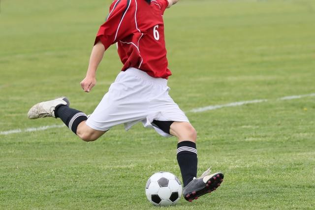 サッカーの成績アップ体力や持久力アップ、トレーニングにもプリマ