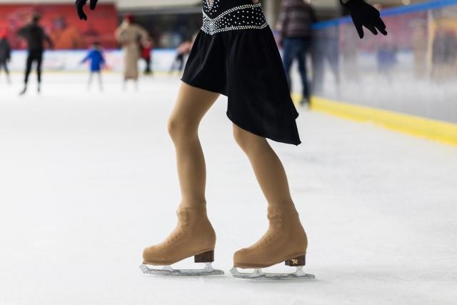フィギュアスケートのパーソナルトレーニングにもプリマ