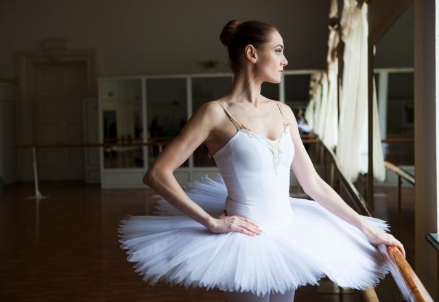 バレエのトレーニングにもプリマ