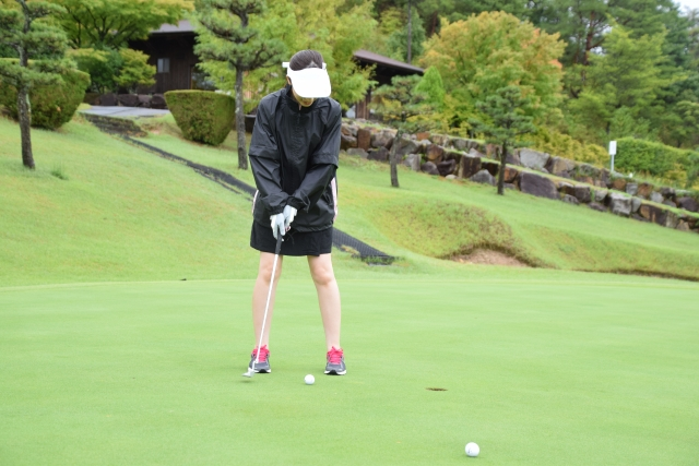 ゴルフのためのパーソナルトレーニングのメリット